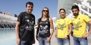 La Mitja Marató, Marató i 10K València presenten les seues samarretes