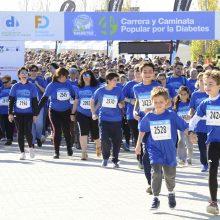 """Carrera i Caminada Solidària per la Diabetis """"Activa't per la Diabetis"""""""