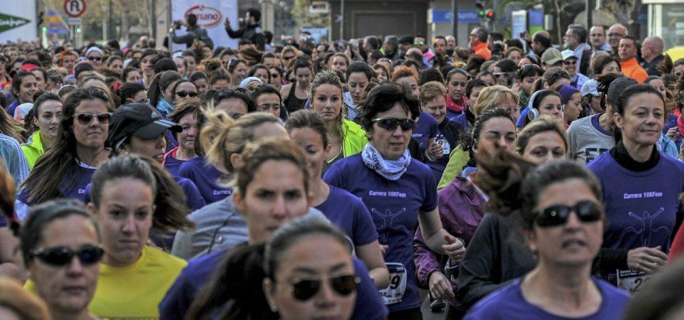 Carrera 10KFem  2019 – Dia de la Dona… Esportista!