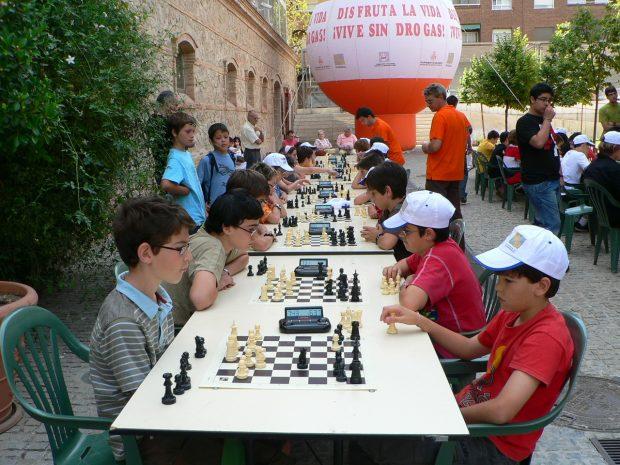 Petxina acogerá este domingo la final del XXII Torneo Municipal de Ajedrez Juego Limpio