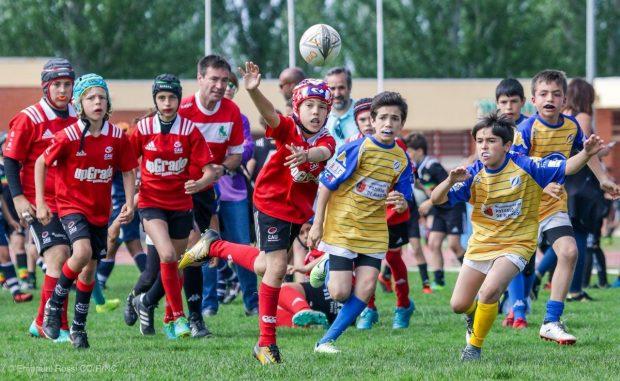 Torneo Melé: Valencia, Barcelona y Valladolid unidas por el rugby base