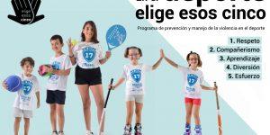Tallers per a pares i mares: stop a la violència en l'esport!