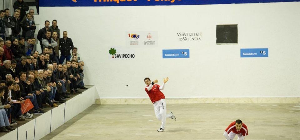 XII Trofeu Mestres Ciutat de València Gran Premi Caixa Popular