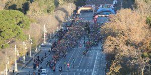 Arranca l'any esportiu amb la 10K València Ibercaja