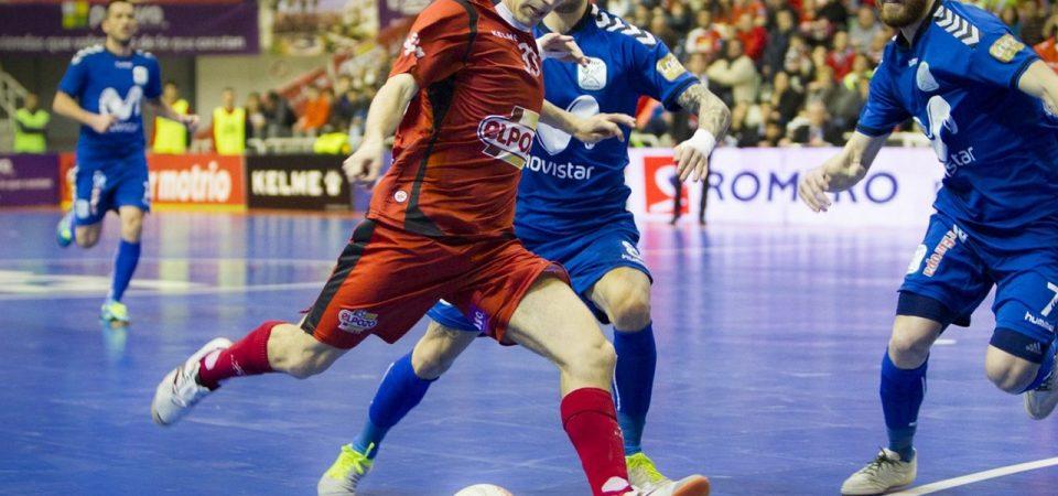 XXX Copa d'Espanya de Futbol Sala