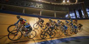 El Velódromo Lluis Puig reúne a los mejores ciclistas en pista de España