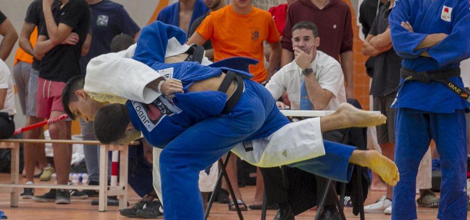 Campeonato de España de Judo Infantil y Cadete 2019