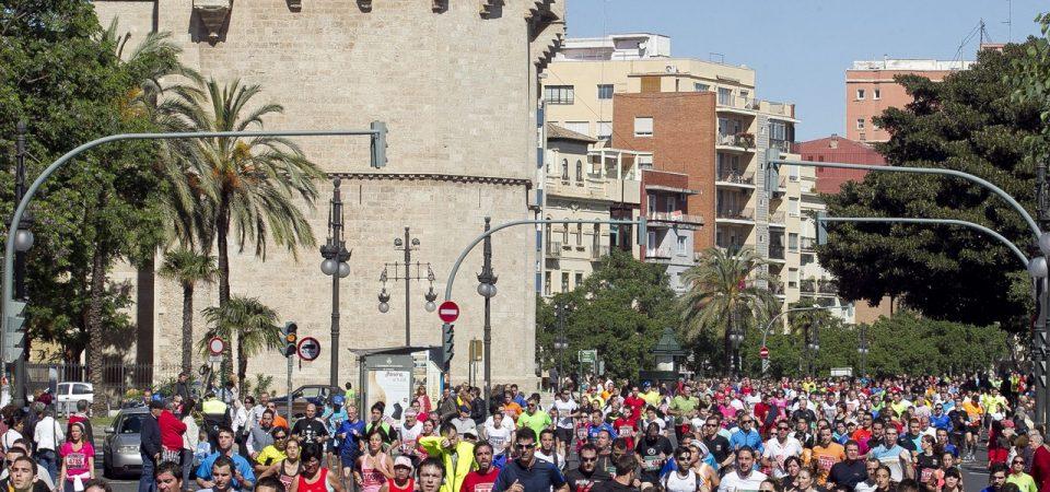 Volta a Peu València Caixa Popular 2019