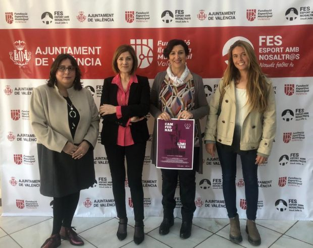 Campeonas sin Límites se proyecta en la Filmoteca en la semana del Día Internacional de la Mujer