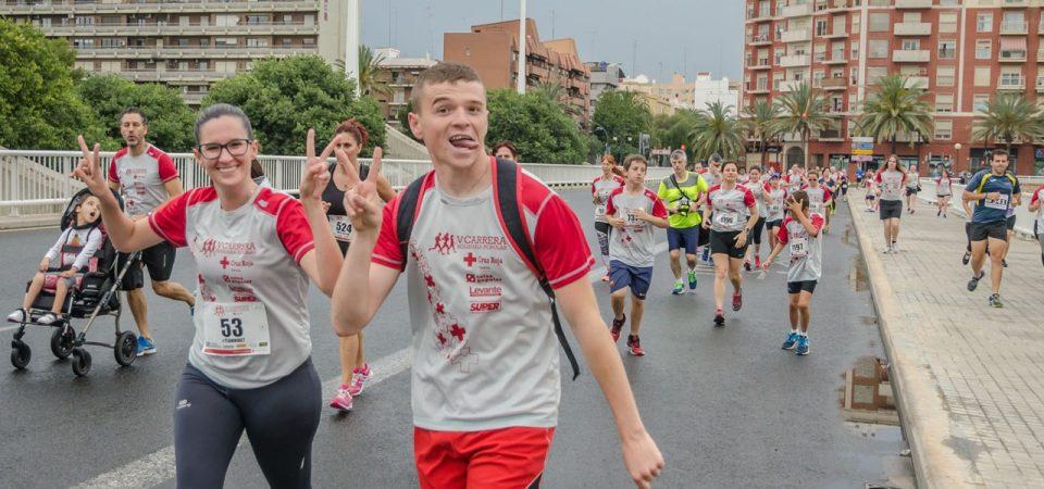 VII Carrera Solidària de Creu Roja a València