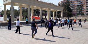 Aquest dissabte, nova jornada gratuïta d'exercici físic a l'aire lliure amb el programa d'activitat física i salut