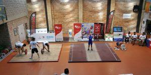 El V Campeonato de España de Halterofilia Máster Individual se celebra en Valencia