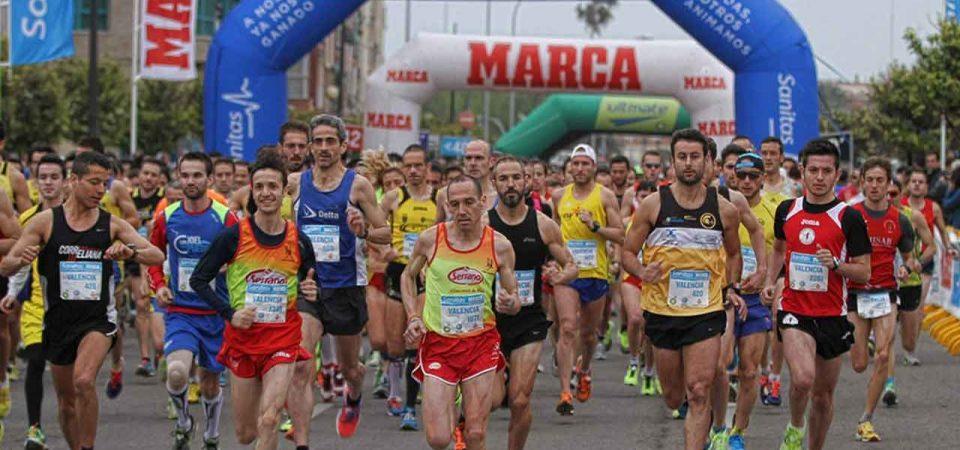 Sanitas Marca Running Series València 2019