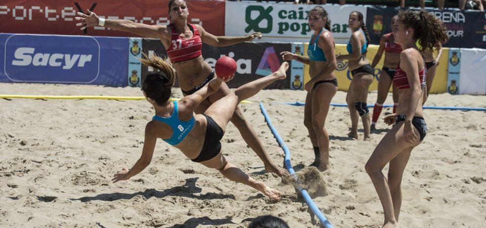 Arena 1000 Valencia Beach Handball 2019