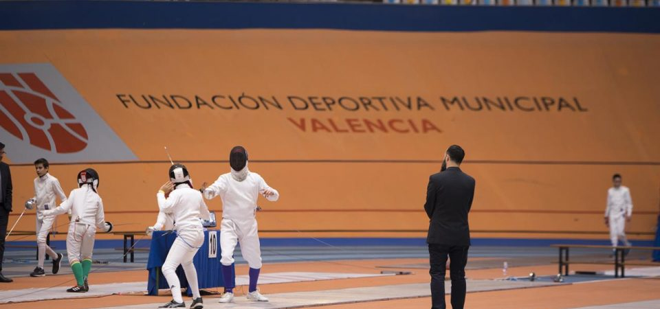 Campionat d'Espanya Cadet d'Esgrima 2019