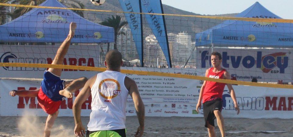 XXIII Open Internacional Ciutat de València de Futvoley