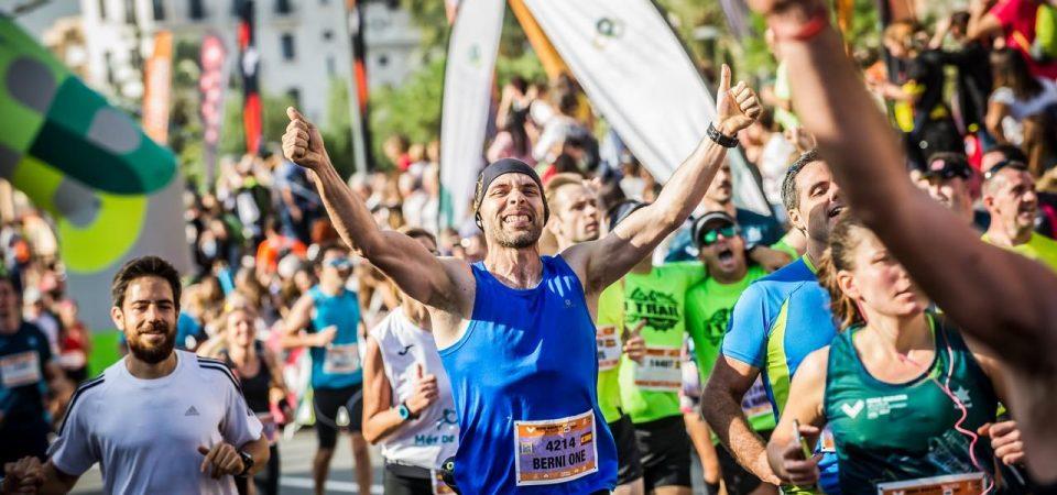 Medio Maratón Valencia Trinidad Alfonso EDP 2019