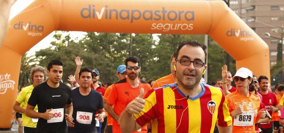 III Volta a Peu Fundación Valencia C.F