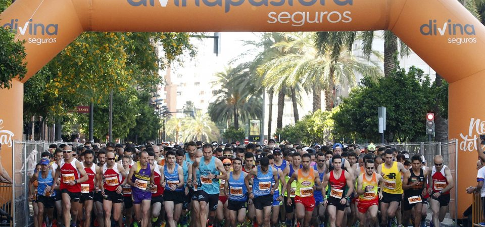 VIII Carrera Universitat de València - Servei d'Educació Física i Esports