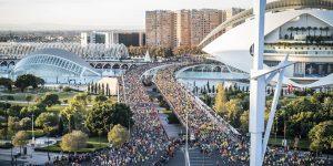 La Marató València supera els 10.000 corredors estrangers de 101 nacionalitats