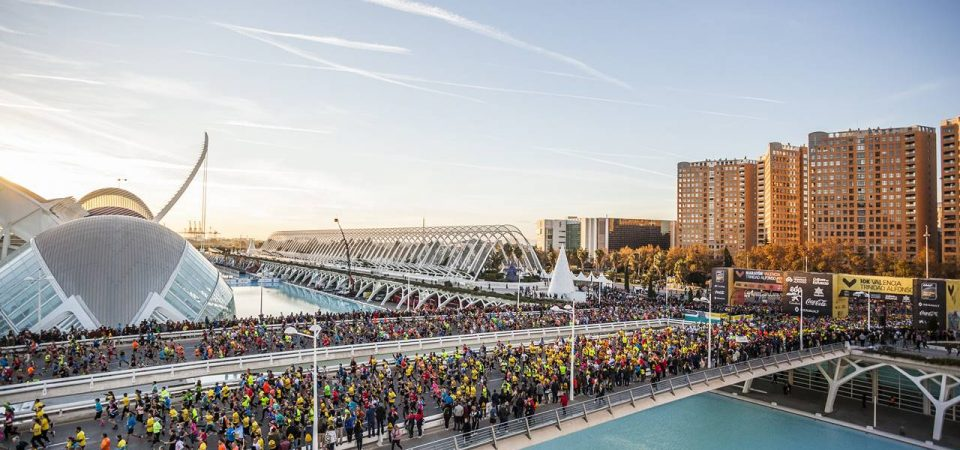 Maratón Valencia Trinidad Alfonso EDP + 10K