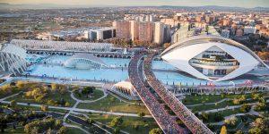 200.000 persones converteixen la Marató València en una festa de rècord