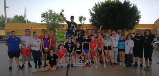 El Valencia Club de Halterofilia consigue cinco oros, una plata y un bronce en el Campeonato Autonómico Sub-17