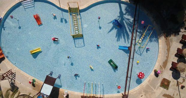 Aquest diumenge tanquen les piscines d'estiu