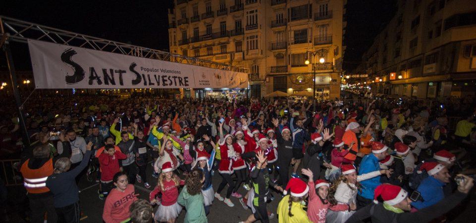 XXXVI San Silvestre Popular Valenciana