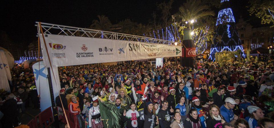 XXXVI Sant Silvestre Popular Valenciana