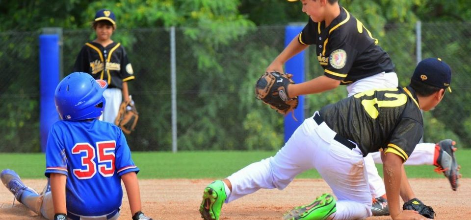 Campionat d'Espanya de Beisbol Sub11