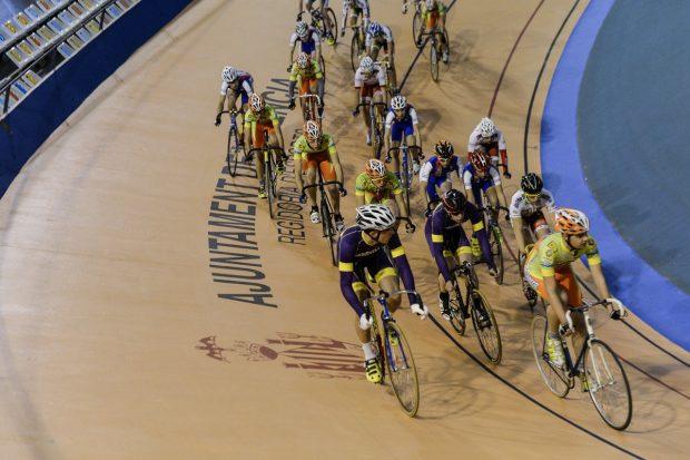 El Velòdrom Lluis Puig reuneix els millors ciclistes en pista d'Espanya