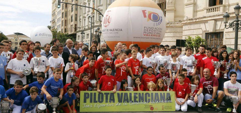 XXVIII Dia de la Pilota Valenciana