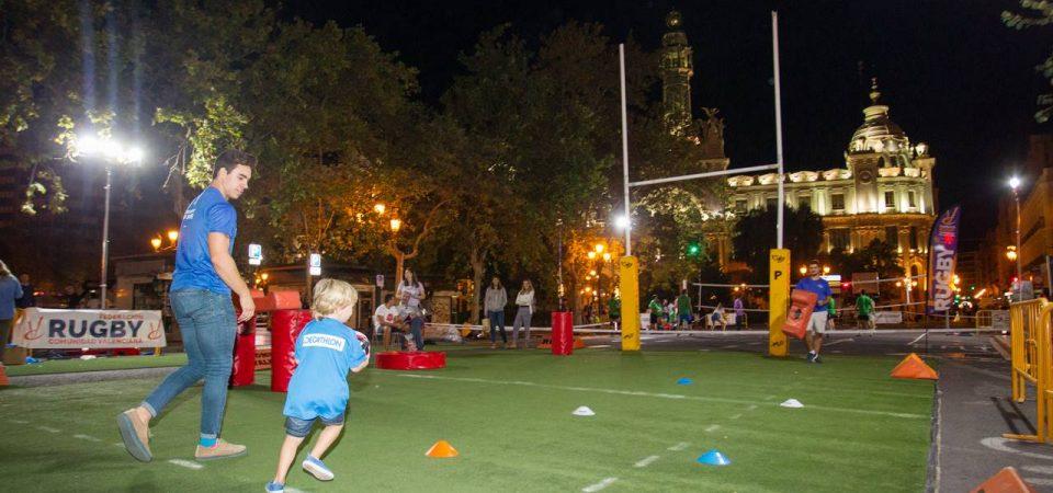 Setmana Europea de l'Esport. Be Active Night 2019
