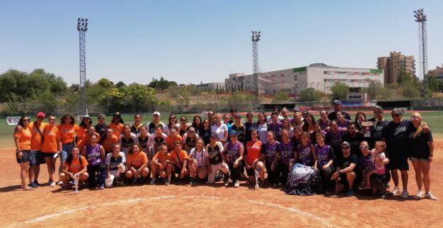 Fènix València subcampió de la Copa de la Reina de Sófbol