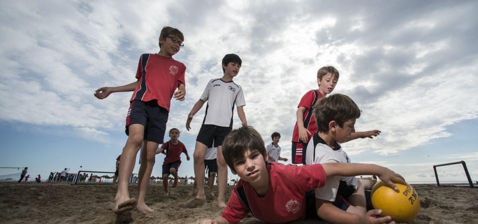 6ª MiniOlimpiada 2019/2020 (Playa de la Malvarrosa)