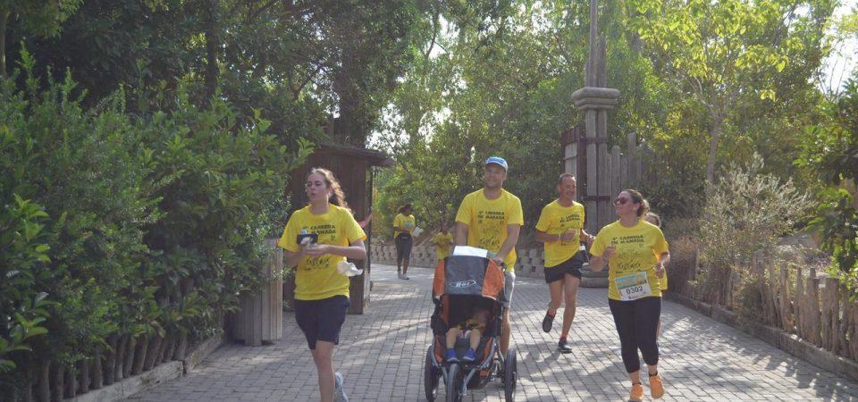 VII Carrera en Manada Bioparc València