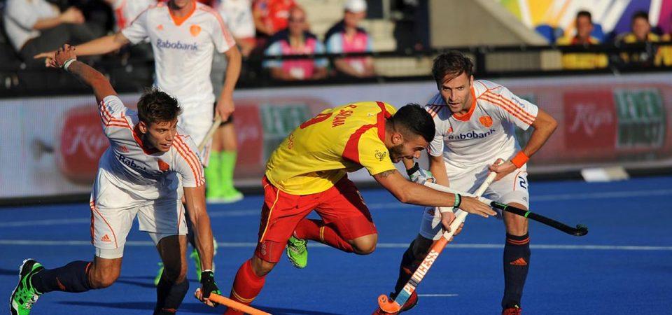 FIH Pro League València 2020. Huité partit