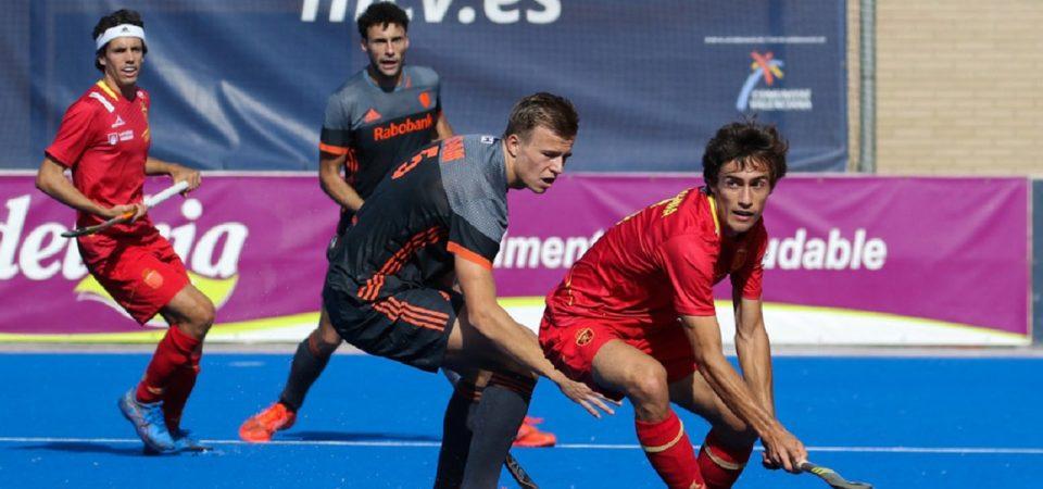 FIH Pro League Valencia 2020. Primer partido
