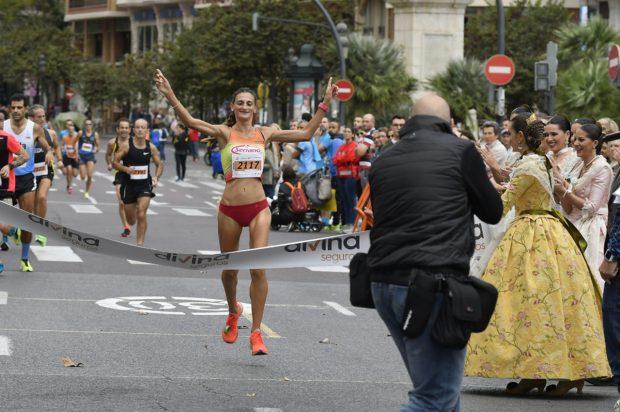 María José Cano López-Fraile, ganadora del Circuito Divina Pastora de València