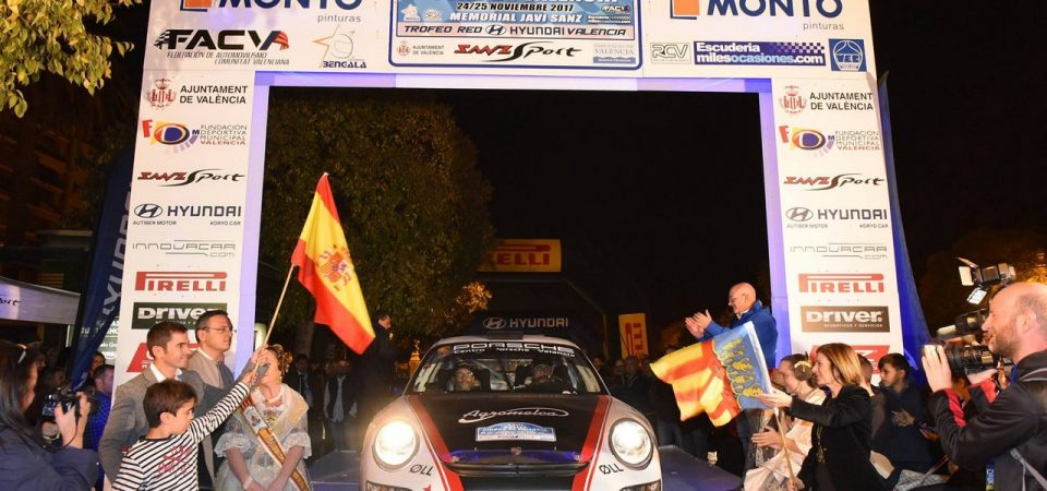 XX Rallye Ciutat de València - Memorial Javi Sanz