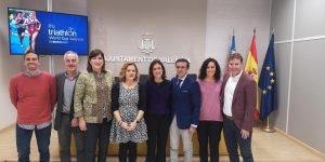 València acogerá en 2020 la penúltima prueba de la ITU Triathlon World Cup
