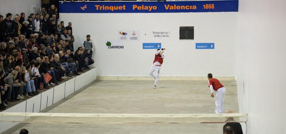 XIII Trofeu Mestres Ciutat de València Gran Premi Juegging. 2ª Semifinal