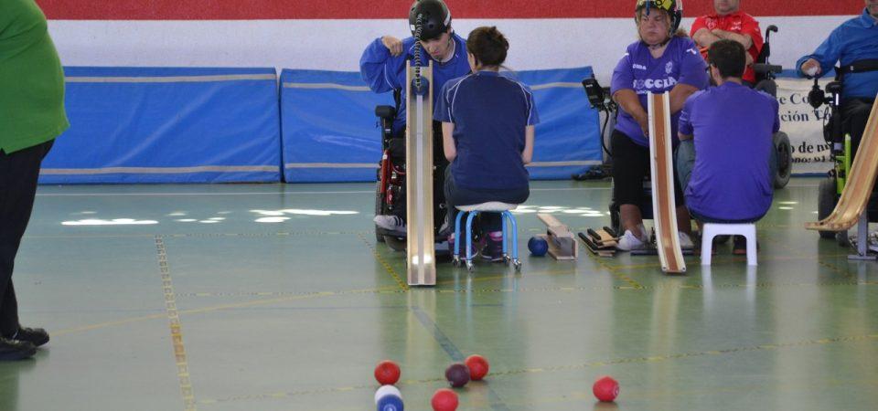 Campeonato de España de Boccia Jóvenes