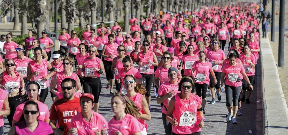 """Carrera de la Mujer """"Central Lechera Asturiana"""" 2020"""