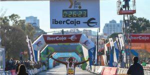 València bat els rècords del Món i Europa en el 10K Ibercaja