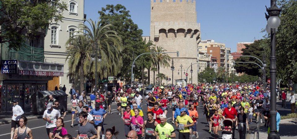 Volta a Peu València Caixa Popular 2020