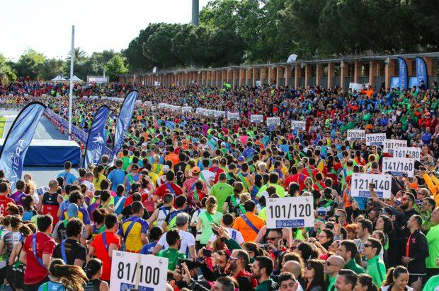 Torna Ekiden València. La marató per equips i relleus, que se celebrarà el 10 de maig, obrirà inscripcions el pròxim 24 de febrer a les 12:00h.