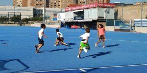 Torna l'hoquei a Beteró amb les Escoles Esportives d'Estiu