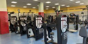 La fundación Deportiva Municipal renueva la sala de musculación del Polideportivo Cabañal Cañamelar